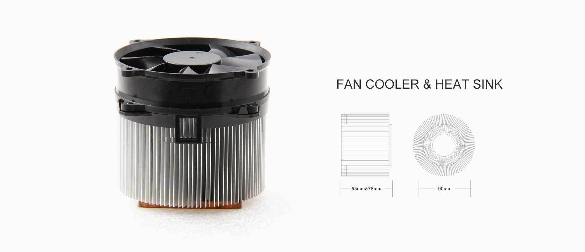 Fan Cooler &Heat Sink